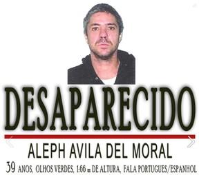 Aleph Avila (Foto: Facebook / Reprodução)