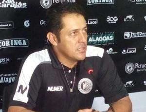 Maurílio Silva, técnico ASA (Foto: Carlos Frazão/Arquivo Pessoal)