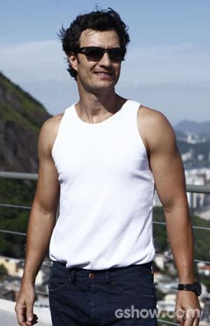 Gabriel Braga Nunes (Foto: Inácio Moraes / TV Globo)