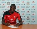 Negócio fechado: Liverpool anuncia a chegada do belga Christian Benteke