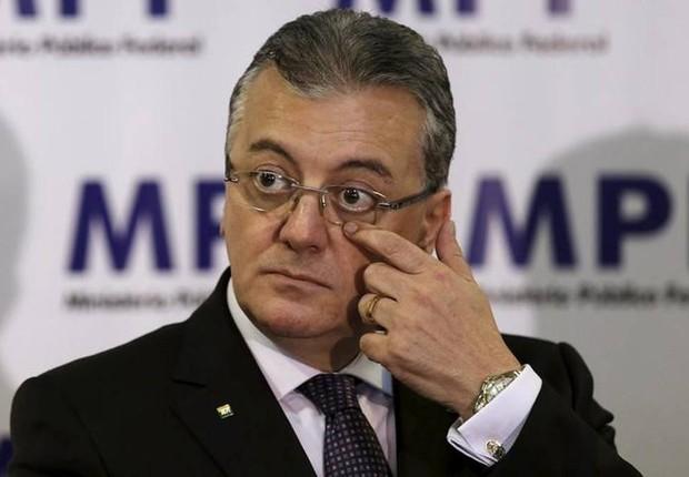 O ex-presidente do Banco do Brasil e da Petrobras Aldemir Bendine (Foto: Ueslei Marcelino/Reuters)