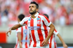 Ronaldo Alves Náutico x Sport (Foto: Aldo Carneiro / Pernambuco Press)