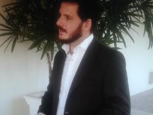 Procurador geral do município, Públio Borges (Foto: Reprodução/TV Anhanguera)