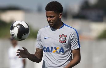 Lédio cita Walter e espera que André não jogue fora chance no Corinthians