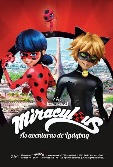 Miraculous As Aventuras de Ladybug
