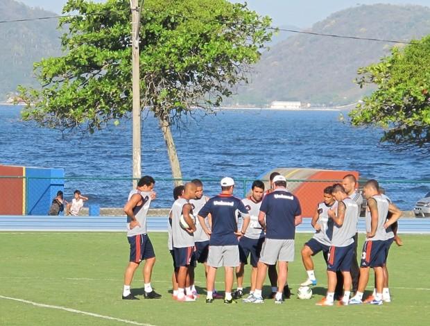 treino fluminense urca (Foto: Edgard Maciel de Sá / Globoesporte.com)