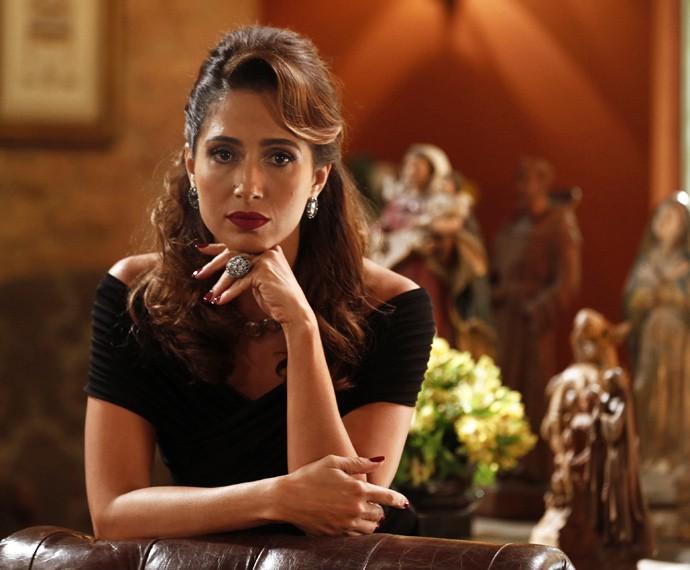 Continue ligado em Babilônia e acompanhe o sucesso de Regina! (Foto: Inácio Moraes/Gshow)