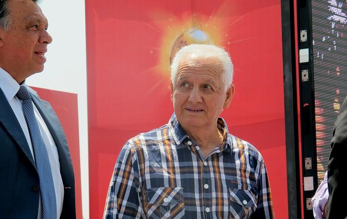 Leonel Sánchez  TOUR DA TAÇA (Foto: Cassius Leitão)