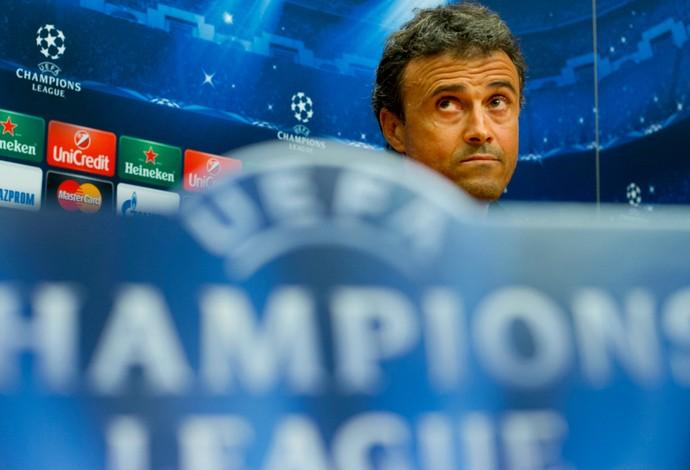 Luis Enrique técnico Barcelona (Foto: AP)
