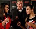 'Meu irmão foi o primeiro nocaute', diz Jessica Andrade sobre início no MMA