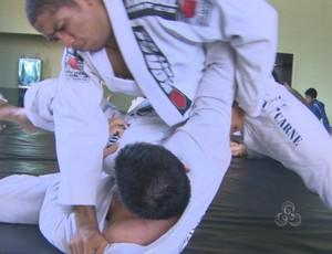 Lutador de jiu-jítsu de Rondônia irá para o Mundial (Foto: Reprodução)