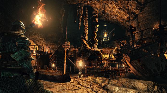 Dark Souls 2 Scholar of the First Sin contará com os três grandes DLCs (Foto: Divulgação)