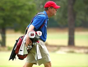 Scott McNealy, caddie golfe (Foto: Getty Images)