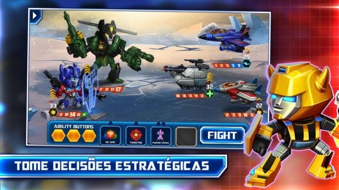 Novo jogo dos Transformers é um dos destaques da semana (Foto: Divulgação)