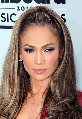 Jennifer Lopez no Billboard Music Awards (Foto: Agência Getty Images)