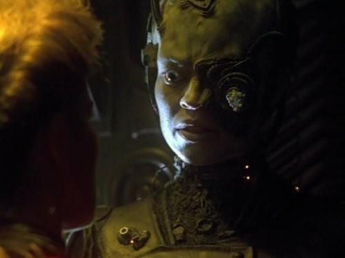 A Dádiva (Star Trek Voyager)  (Foto: reprodução)