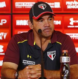Ricardo Gomes São Paulo (Foto: Marcos Bezerra/Futura Press)