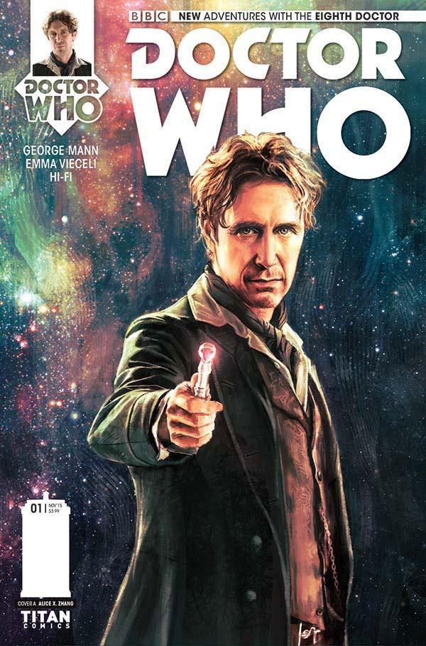 O Oitavo Doutor vai muito alm do telefilme (Foto: Divulgao)