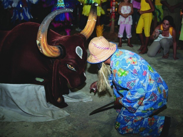 Dentre as atrações estão o encontro do amo com o boi (Foto: Divulgação/SEC)