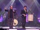 Show do DVD 'Samba de Fé' reúne Jorge Aragão, Elymar Santos e outros