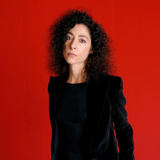 A escritora argetina  Leila Guerriero, Effigie/Leemage (Foto: Effigie/Leemage/AFP)