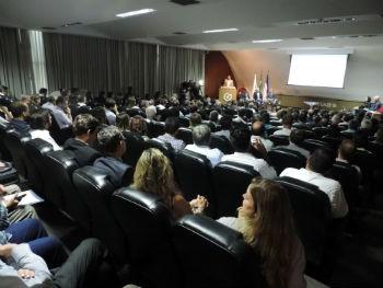 Fórum SOS Rio Doce (Foto: Divulgação/ TV Gazeta)