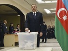 Azerbaijão tem eleição parlamentar boicotada pela oposição