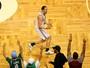 """Herói improvável da classificação dos Celtics, Olynyk vibra: """" Foi maravilhoso"""""""