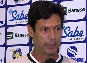 Seleção Macambira, Copa TV Sergipe de Futsal, eurico souza (Foto: Reprodução/TV Sergipe)
