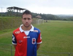 Neto Paraná (Foto: Divulgação/ Paraná Clube)