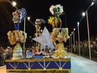 Grupo de acesso abre desfiles de carnaval em Mogi das Cruzes