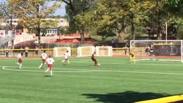 BLOG: Irmão de Adriano volta a marcar em campeonato entre escolas nos EUA