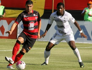 William Vitória x Ceará (Foto: Edson Ruiz / Ag. Estado)