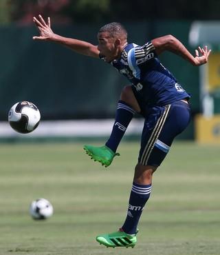 Palmeiras Gabriel Jesus (Foto: Cesar Greco/Ag Palmeiras/Divulgação)