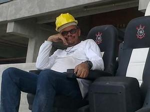 Ronaldo Oliveira operario morto Itaquera (Foto: Facebook)