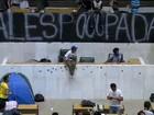 Estudantes invadem Assembleia Legislativa de SP