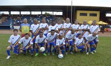 Ex-jogadores de Guajará-Mirim serão homenageados (Foto: Afag/Divulgação)