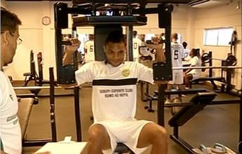 Gurupi treina focado em duelo contra o Rio Branco-AC pela Copa do Brasil