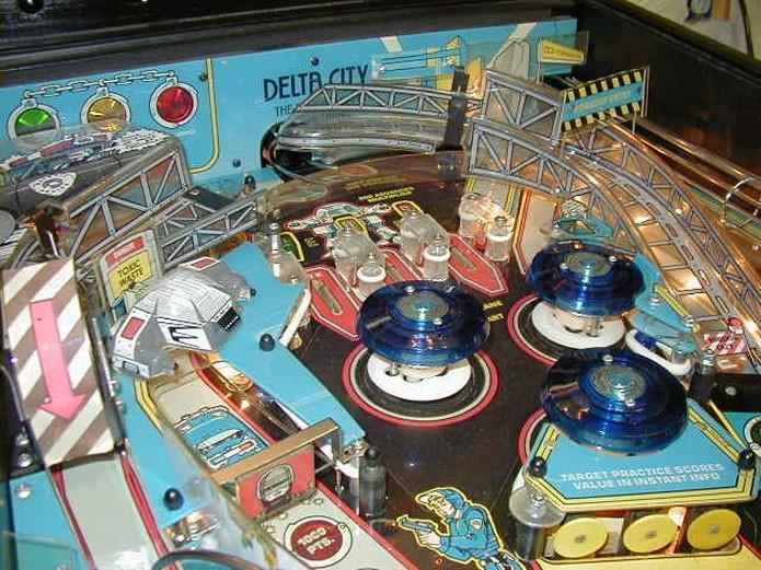 RoboCop Pinball (Foto: Reprodução/RoboCop Archive)