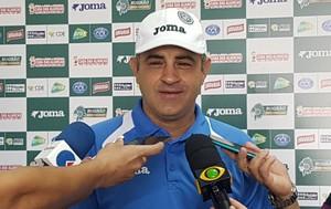 Marcelo Chamusca técnico Guarani (Foto: Gabriel Ferrari / Guarani FC)
