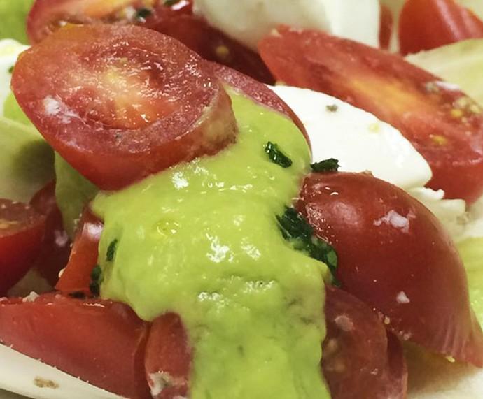 Molho de Abacate (Foto: Mais Você / Gshow)