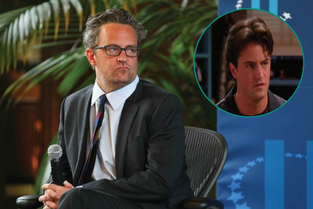 Outra estrela de 'Friends', um dos maiores sucessos da televisão nos anos 90. O ator participou de 'Cougar Town' junto com Cox, depois estrelou a temporada única de 'Go On'. Em 2015 ele protagoniza 'Odd Couple', sobre dois amigos de personalidades extremas que dividem um mesmo apartamento. (Foto: Divulgação/Getty Images)