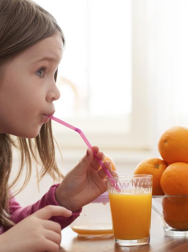 suco; laranja; vitamina C (Foto: Thinkstock)