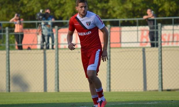 Rafael Toloi - São Paulo (Foto: site oficial / saopaulofc.net)