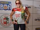 Susana Vieira é eleita 'solteira mais cobiçada' em evento de samba