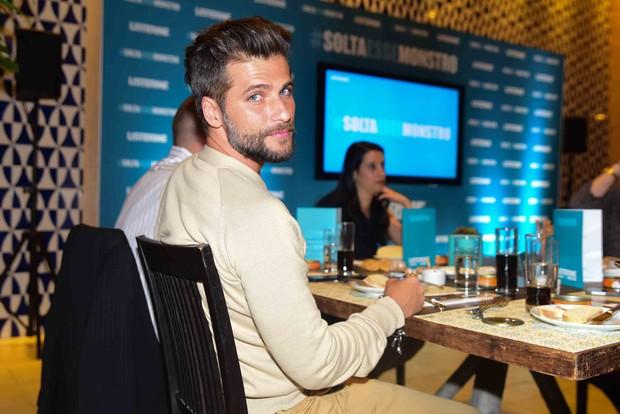 Bruno Gagliasso (Foto: Denilson Santos e Leo Franco / AgNews)