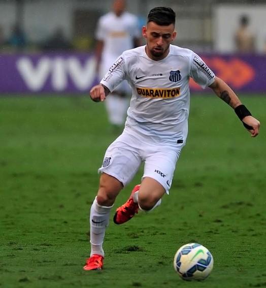garoto de ouro (Ivan Storti / Divulgação Santos FC)