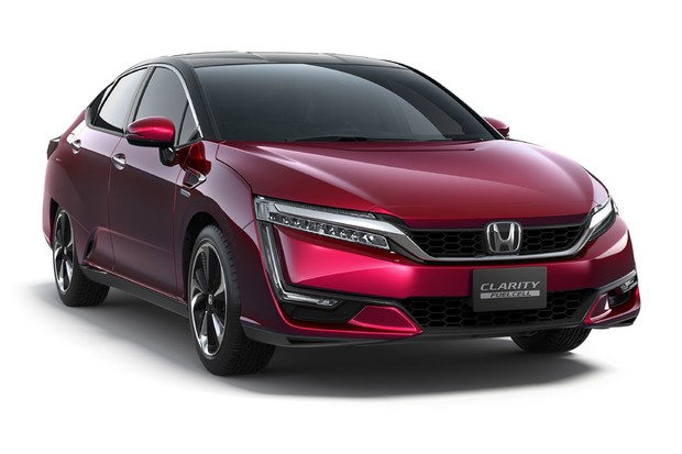Honda Clarity Fuel Cell (Foto: Honda)