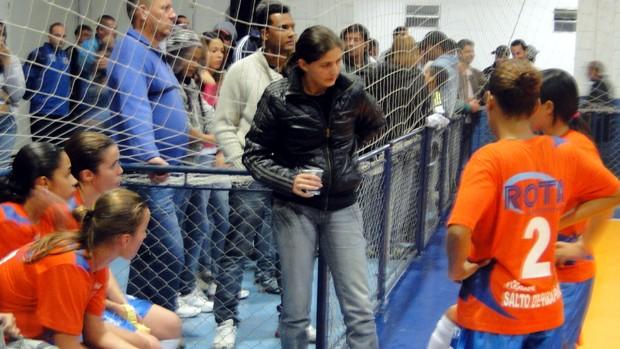 Copa TV TEM Salto de Pirapora x Itatiba (Foto: Benjamim Pesce/Globoesporte.com)