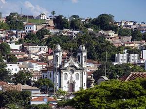 Igreja São Francisco de Assis São João del Rei 4 (Foto: Thiago Morandi / Arquivo Pessoal)